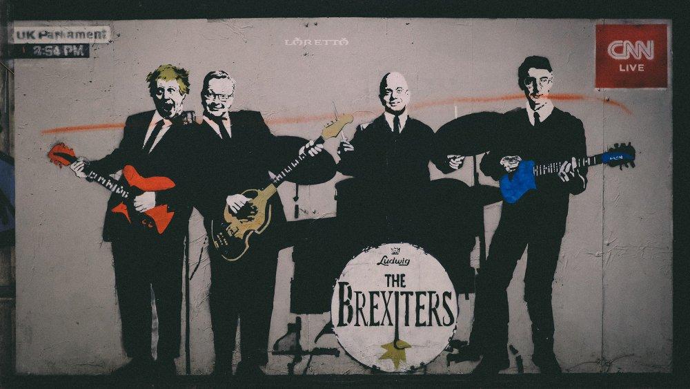 The Brexiters - Photo from Samuel Regan-Asante, Unsplash.com