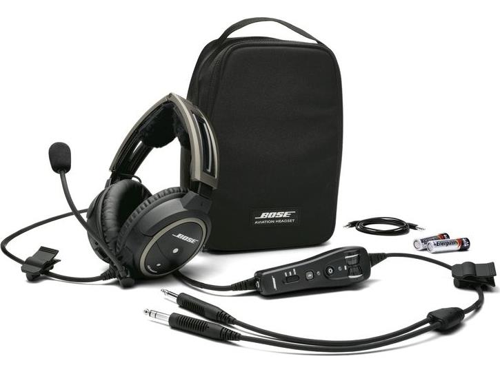 BOSE A20 - Bluetooth: No, Cable: Straight, Connector: GA, Impedance: 150 Ohm (high)