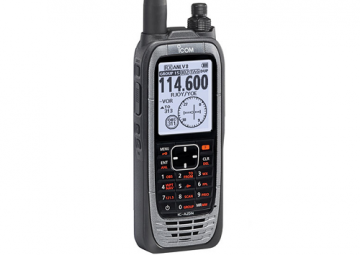 ICOM IC-A25 VHF Radio
