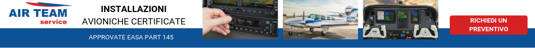 Installazioni Avioniche certificate