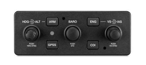Garmin PFD Controller