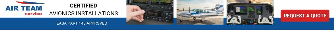 Certified Avionics Installations